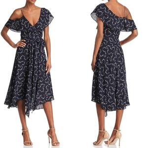 NWT Revolve Likely Leilani Floral Wrap Dress